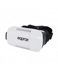 GAFAS DE REALIDAD VIRTUAL 3D APPROX APPVR01