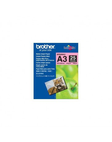 PAPEL BROTHER MATE BP60MA3 25 HOJAS /145GR