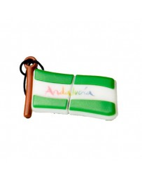 PENDRIVE TECH ONE TECH BANDERA ANDALUCIA 16GB USB 2.0