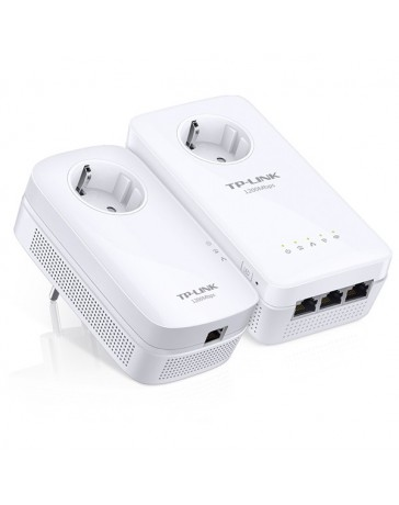 POWER LINE TP-LINK 2 ETHER A RED TL-WPA8630P KIT