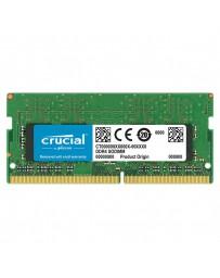 SO DIMM CRUCIAL 4GB DDR4 2133MHZ