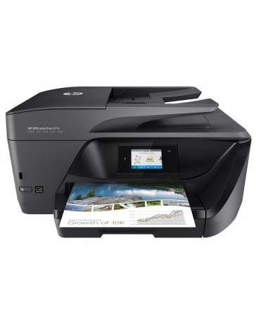 MULTIFUNCION HP OFFICEJET PRO 6970 WIFI CON FAX