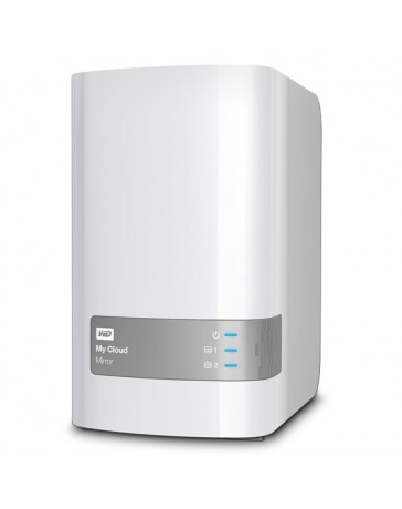 DISCO DURO EXTERNO 6TB MY CLOUD MIRROR GEN 2