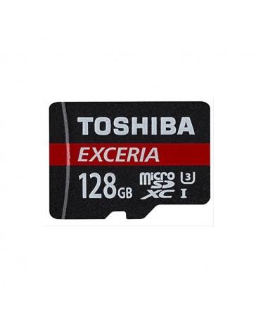 MICRO SDXC TOSHIBA128GB + ADAPTADOR CLASE 10 90MB/S