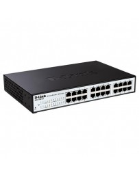 SWITCH D-LINK 24 PORT GIGABIT EASYSMART DGS-1100-24