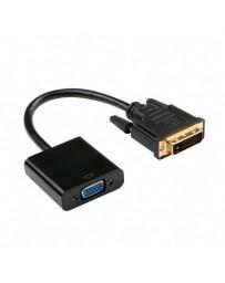ADAPTADOR DVI-D 24+1 M A VGA H CABLE 20CM