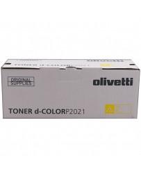 TONER OLIVETTI ORIG. P2021 AMARILLO