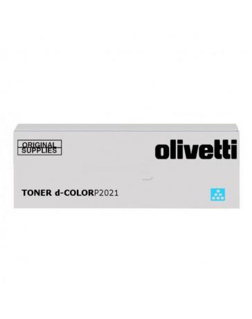 TONER OLIVETTI ORIG. P2021 CYAN