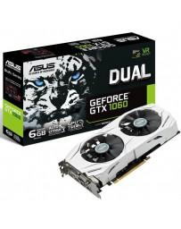 VGA ASUS GEFORCE DUAL-GTX1060-6G