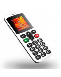 TELEFONO SPC MOVIL SYMPHONY 2305B BLANCO*