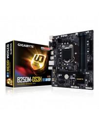 PLACA BASE GIGABYTE B250M-DS3H 4XDDR4 PCIE X16