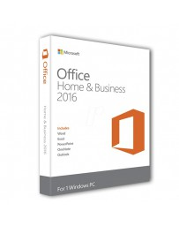 SOFT.MICROSOFT OFFICE 2016 HOME & BUSINES