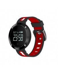 RELOJ BILLOW SPORT HR BLUETOOH 4.0 XS30BR BLACK/RED