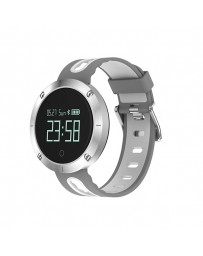 RELOJ BILLOW SPORT HR BLUETOOH 4.0 GREY/WHITE XS30GW