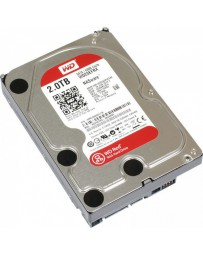 DISCO DURO WESTERN DIGITAL NAS RED 2TB SATA3 3.5""