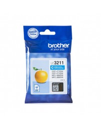 INK JET BROTHER ORIG LC3211C MFCJ890DW/MFCJ895DW