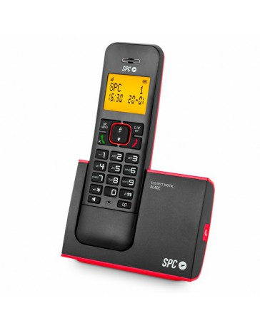 TELEFONO SPC INALAMBRICO BLADE RED ART 7290R