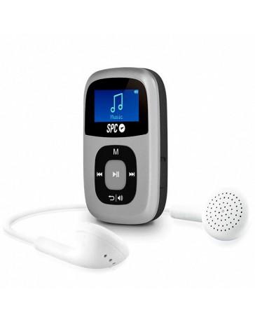 MP3 SPC SPARROW RADIO FM 8644S PLATA