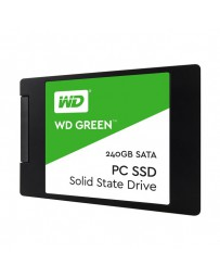 DISCO SOLIDO SSD WESTER DIGITAL 240GB 3D GREEN