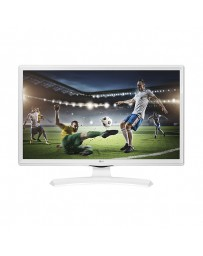 "TV LED LG 24MT49VW-WZ BLANCO 23.6"" HDMI USB"