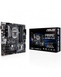 PLACA ASUS H370M-PLUS 1151/MATX/DDR4/USB3.1