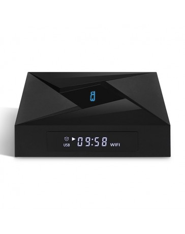 SMART TV BILLOW BOX OC-2GHZ/3GB/32GB/ANDROID7.1/4K
