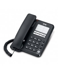 TELEFONO SPC SOBREMESA OFFICE 3607N NEGRO*