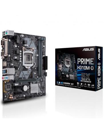 PLACA ASUS PRIME H310M-D MATX LGA1151