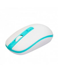 RATON APPROX WIRELESS VERSATILE BLANCO/AZUL APPWMVWLB*