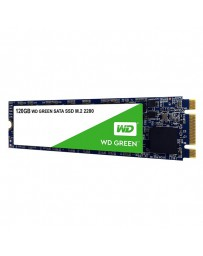 DISCO SOLIDO SSD WESTERN INTERNO 120GB M.2 2280 GREEN
