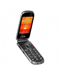 TELEFONO SPC MOVIL GOLIATH NIGHT DUAL SIM BT SOS 2312N NEGR