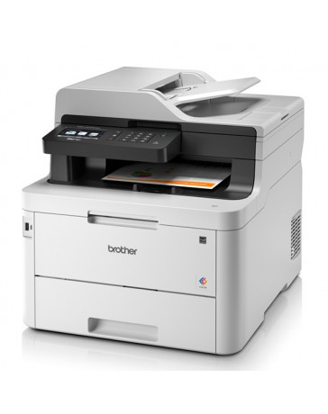 MULTIFUNCION BROTHER MFCL3770CDW LASER COLOR
