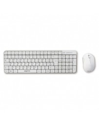 TECLADO+RATON APPROX WIRELESS WHITE APPKBWCOMPACT*