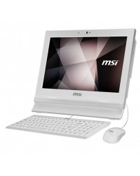 "ALL IN ONE MSI PRO 16T 7M-020XEU 3865U 4GB 500GB 15.6"" BLAN"