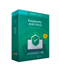 SOFTWARE KASPERSKY ANTIVIRUS 1 USUARIO 2019