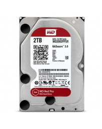 DISCO DURO WESTERN DIGITAL RED PRO 2 TB SATA 3.5""
