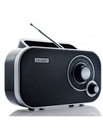RADIO PORTATIL DENVER AM/FM ANALOGICA PORTABLE