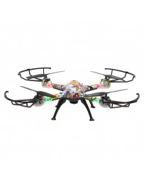 DRON DENVER MINI DCH-460 6 EJES FUNCION GYRO 0,3 MPX