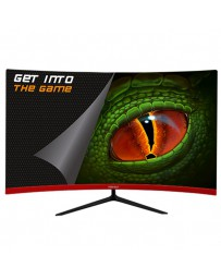 "MONITOR KEEP OUT GAMING 27"" XGM27 CURVED + MULTIMED"