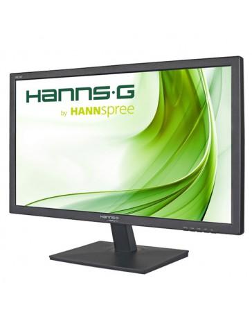 "MONITOR HANNSPREE LED 23.6"" HE247DPB VGA DVI MULTIMEDIA"