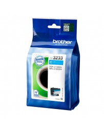 INK JET BROTHER ORIG LC3233C DCPJ1100DW/MFCJ1300DW