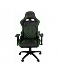 SILLA KEEP-OUT GAMING PROFESIONAL 4D XS700PROG BLACK/GREEN