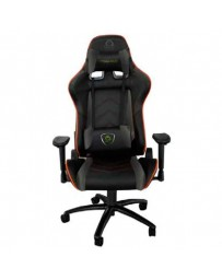 SILLA KEEP-OUT GAMING PROFESIONAL 3D XS400PROO BLACK/ORANGE