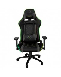 SILLA KEEP-OUT GAMING PROFESIONAL 3D XS400PROG BLACK/GREEN
