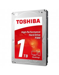 "DISCO DURO TOSHIBA INTERNO P300 1TB 3.5"" SATA III"
