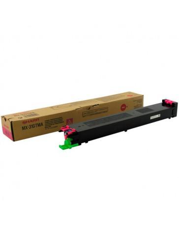 TONER SHARP ORIG. MX2600 MX31GTMA MAGENTA