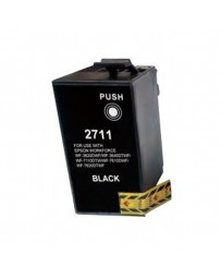INK JET COMPATIBLE EPSON T2711 NEGRO 27XL