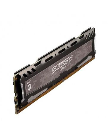 DIMM CRUCIAL BALLISTIX SPORT MICRON DDR4 8GB 2400MHZ