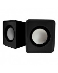 ALTAVOCES-MINI APPROX 5W USB NEGRO APPSPX1B
