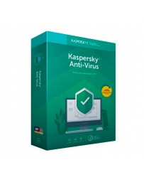 SOFTWARE KASPERSKY ANTIVIRUS 3 USUARIO 2020